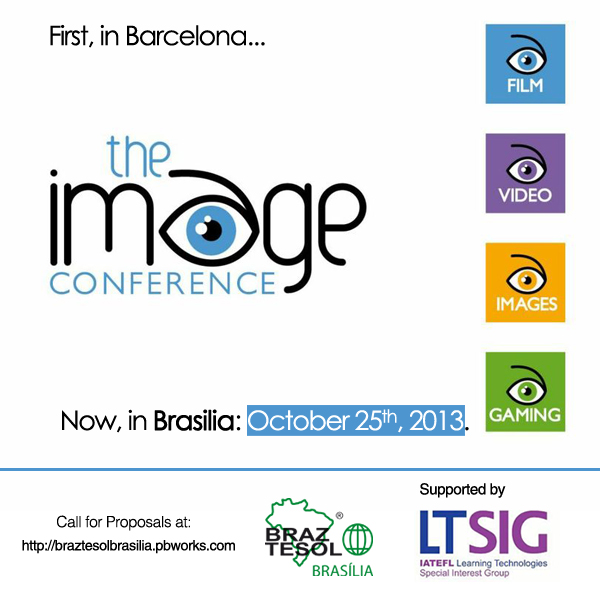 Brasilia logo The Image Conference